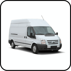 Ford transit hightop